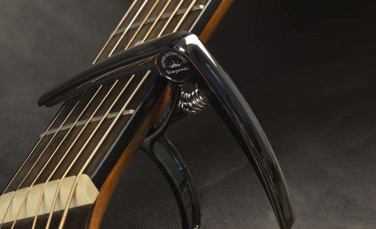 Guitar Pro中變調夾的使用方法