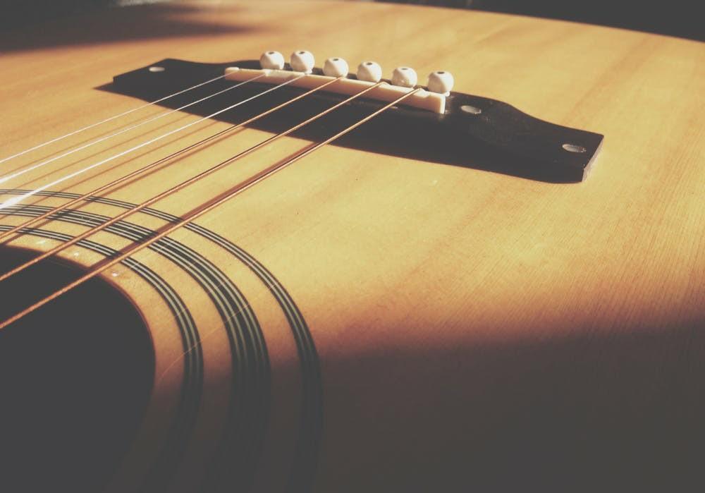 吉他技巧—如何推算和记忆和弦