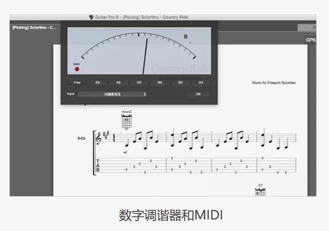 Guitar Pro 功能介绍之RSE引擎