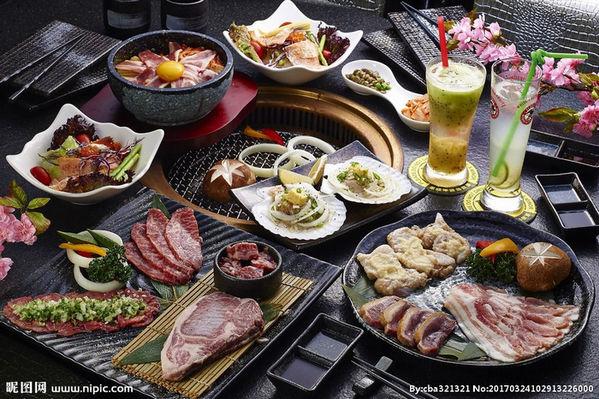 图1:食物素材