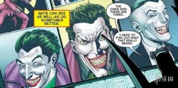 图1:漫画小丑