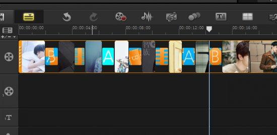 [会声会影]会声会影怎么为视频添加转场效果