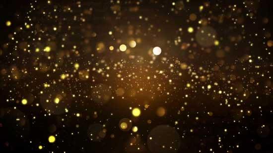 粒子光斑背景