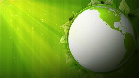 公益环保背景素材