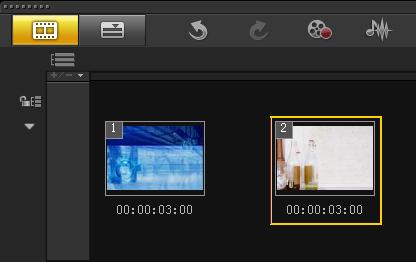 [会声会影]会声会影制作视频流动转场效果
