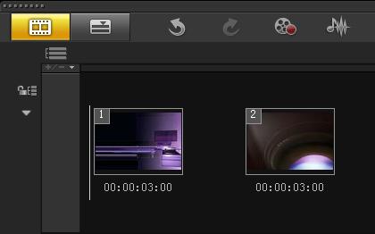 如何制作视频网孔转场
