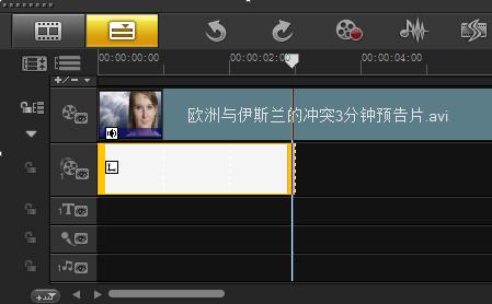 会声会影如何分割音频和字幕6