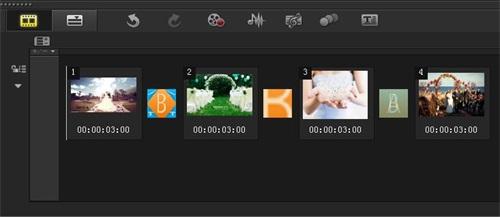 简单实用视频编辑软件制作精彩片头