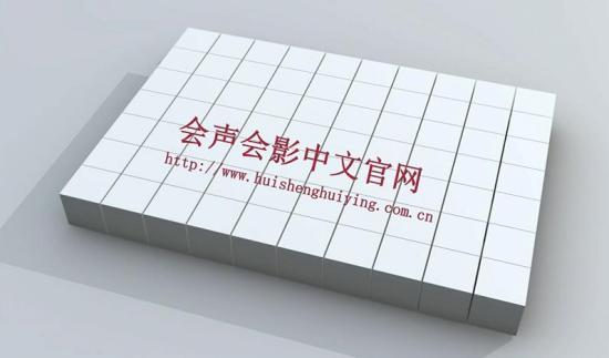 [会声会影]飘落书页文字简约片头模板