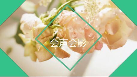 【会声会影x8】清新图片相册制作教程