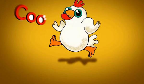 鸡年背景3