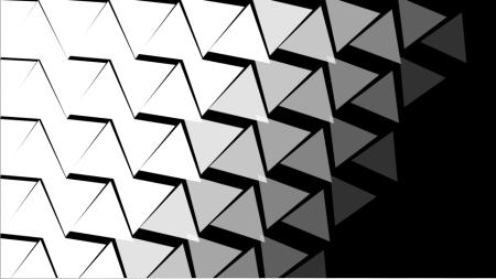 三角形转场