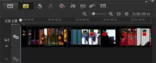 剪切视频素材