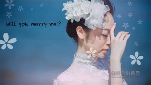 婚庆片头展示