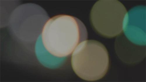 光圈光效素材
