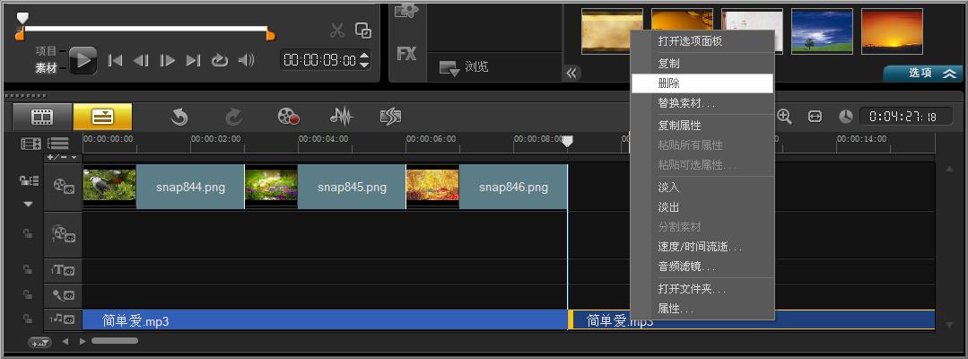 相册视频制作软件会声会影x5中文版
