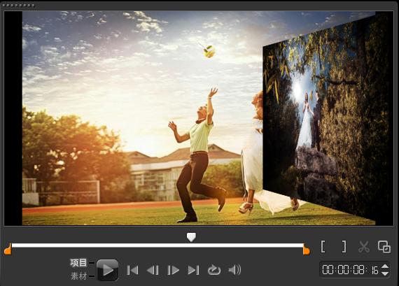 [会声会影]婚礼视频编辑用什么软件好