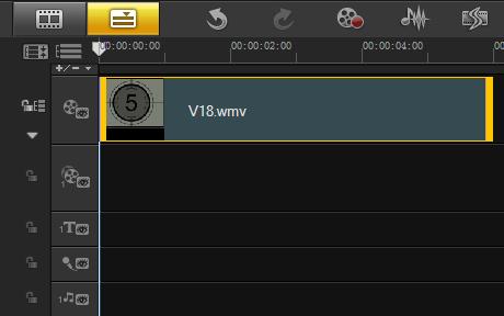 插入视频文件