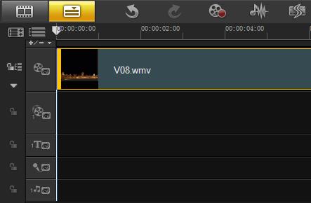 [会声会影]视频滚动字幕怎么制作(上)