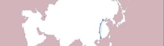 调整路线形状弧度