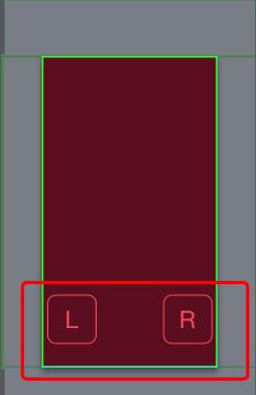 加入L和R两个矩形