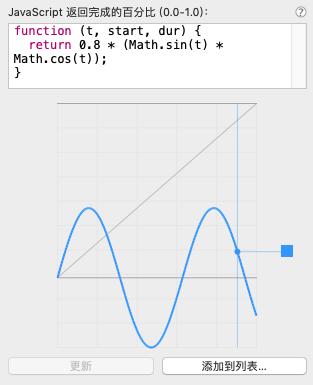 数学公式运动曲线