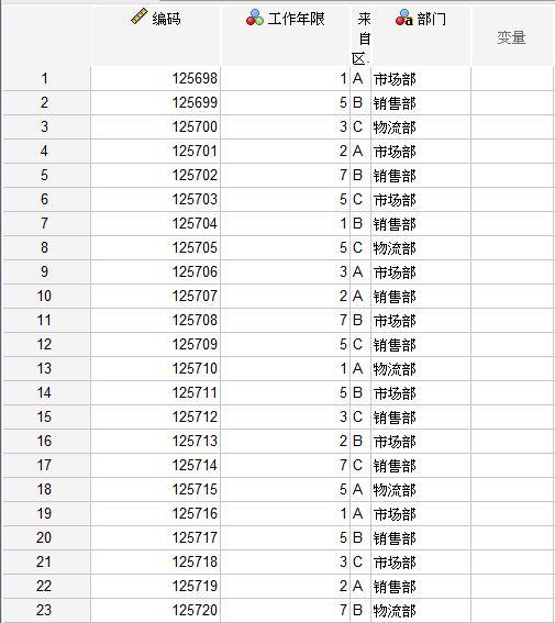 图2:用于匹配数据的数据库