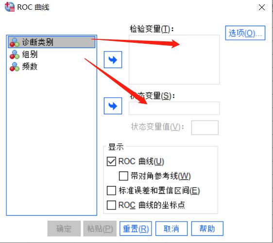 图5:编辑ROC曲线
