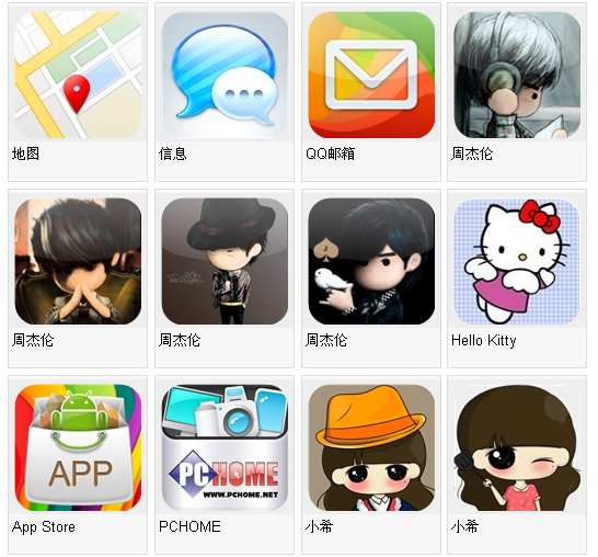 iphone图标制作