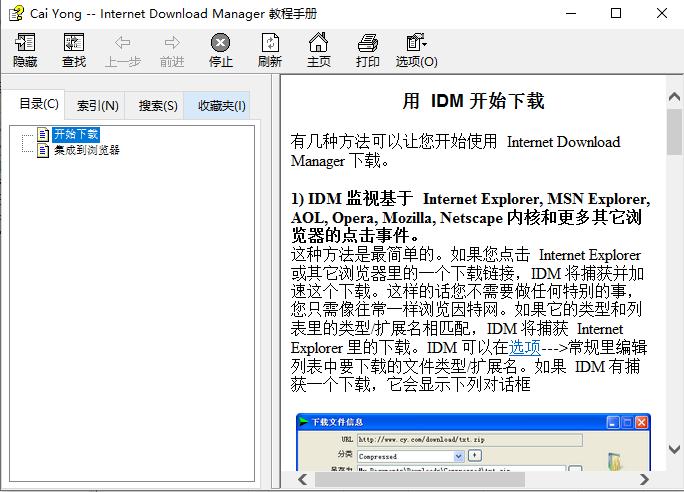 IDM使用手册教程