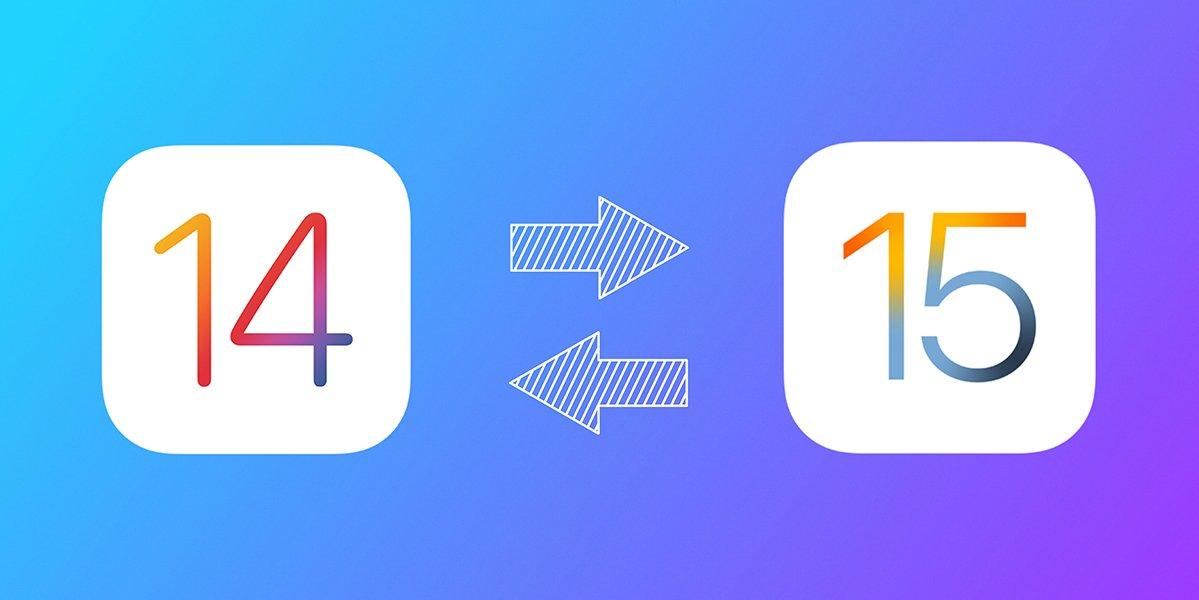 图1:iOS 15测试版