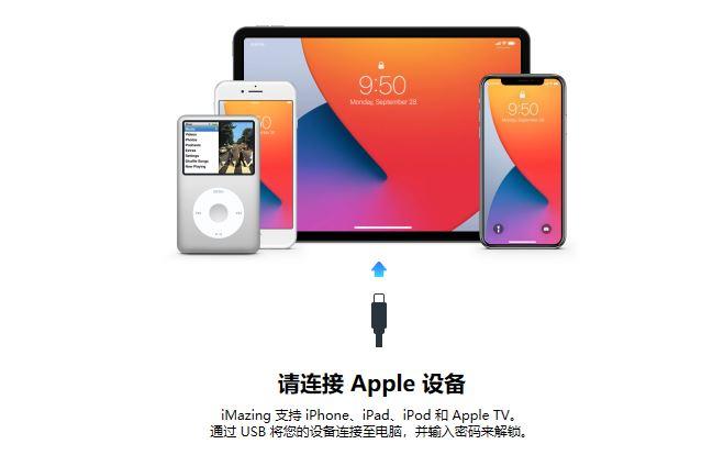 图4:支持的iOS设备