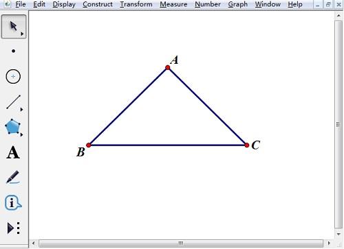 構造三角形底邊