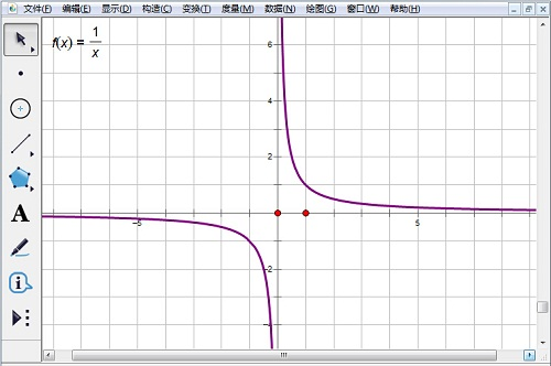 画确定的反比例函数