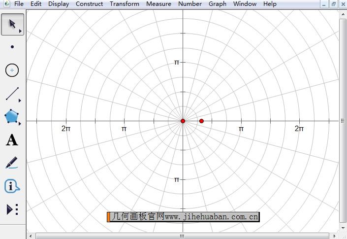 建立三角坐标轴
