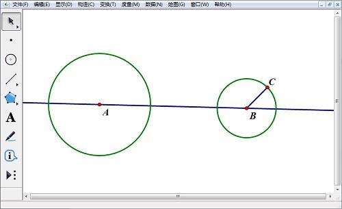 构造圆和直线