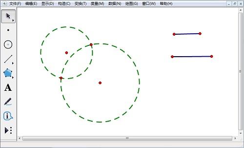 确定圆的半径
