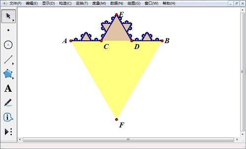 构造三角形内部