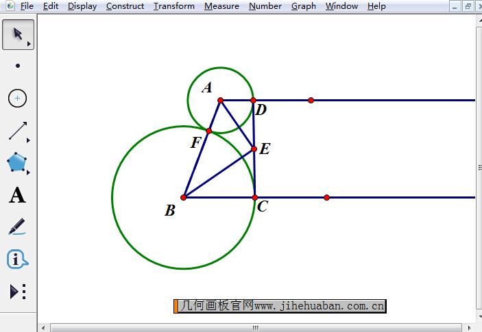 构造线段AE、BE