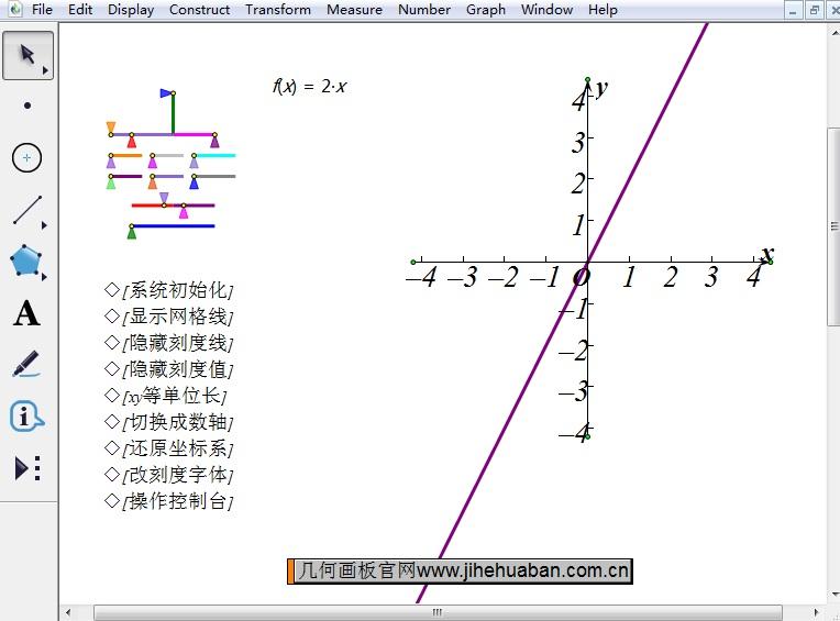 绘制函数图像