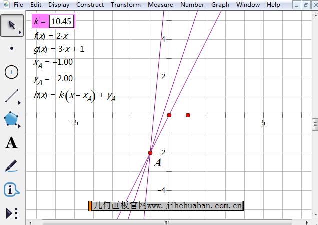 直线系方程