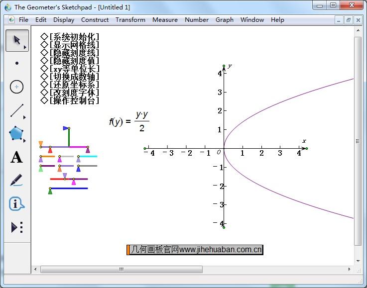 函數拋物線
