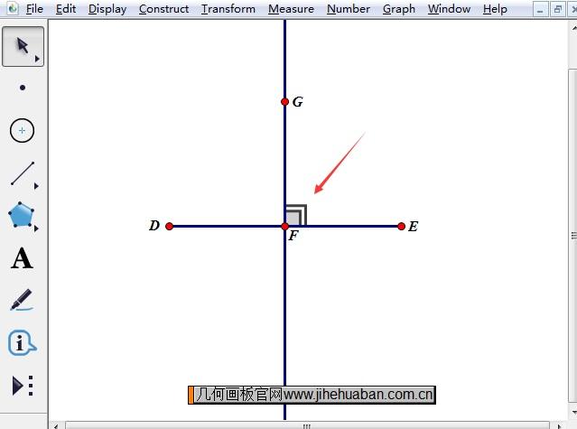 双线直角符号
