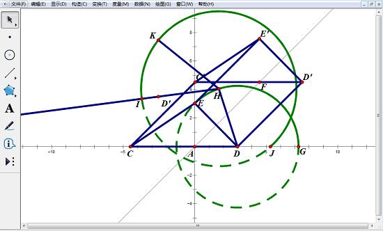 构造弧JI