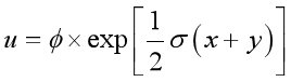 图2:演示的公式