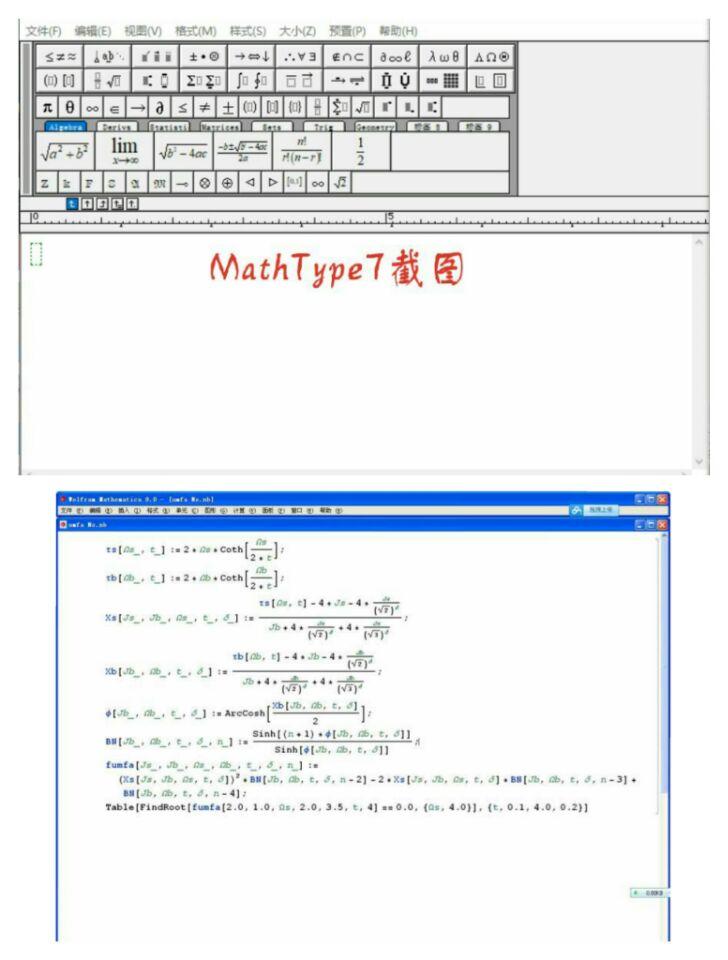 有什么好用的能输入数学符号的编辑器推荐?