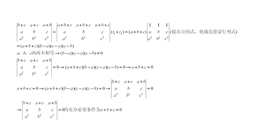 MathType排版