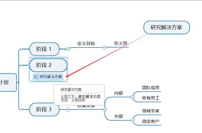 图4:显示链接