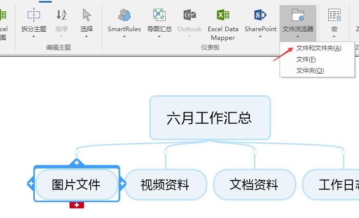 图3:文件和文件夹