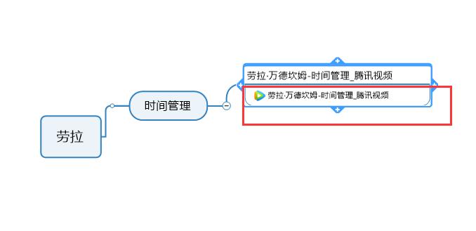 图4:添加网页到导图